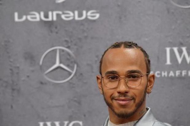 Lionel Messi en Lewis Hamilton vallen in de prijzen
