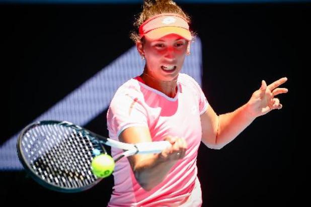 Elise Mertens spoelt ontgoocheling enkelfinale door met dubbeltitel