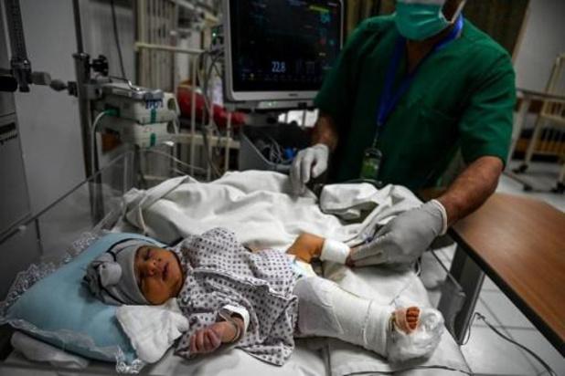 AZG trekken zich terug uit ziekenhuis in Kabul na aanval op kraamafdeling