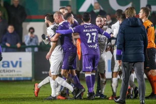 Proximus League - Virton wint topper tegen Beerschot, Westerlo en Roeselare delen de punten