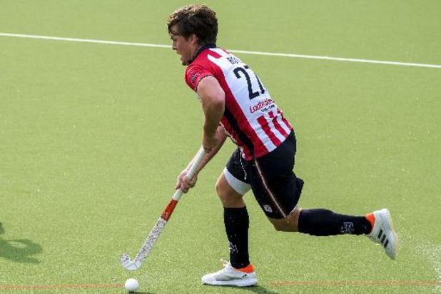Belgian Men Hockey League - Le Léopold et l'Orée à nouveau réunis en tête du championnat