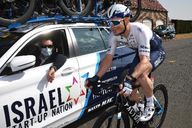 André Greipel vise une 12e victoire d'étape avec Israël Start-Up Nation
