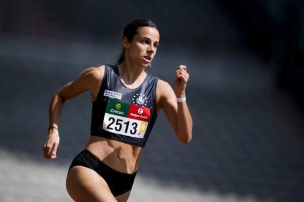 Camille Laus 4e du 400 m remporté par Iga Baumgart-Witan