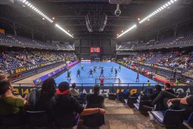 Jean-François Hannosset nouveau président de la fédération belge de handball