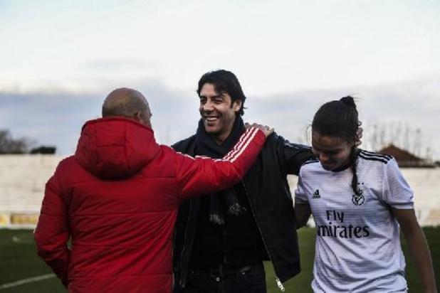 L'ancien international portugais Rui Costa élu président du Benfica Lisbonne