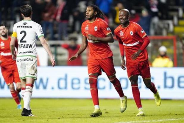 Jupiler Pro League - Antwerp verslaat Zulte Waregem