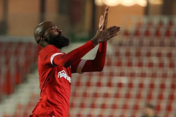 Jupiler Pro League - Lamkel Zé helpt Antwerp met 2 goals aan zege tegen Waasland-Beveren