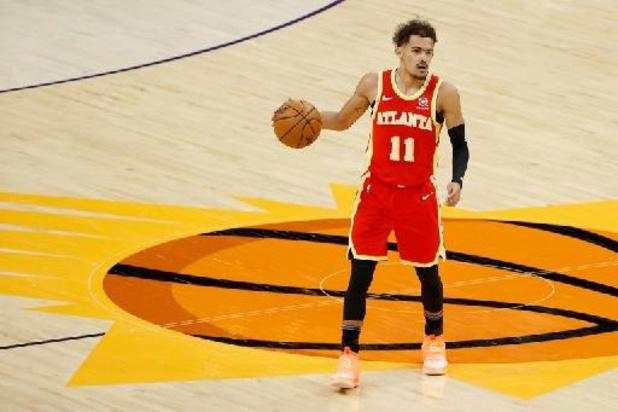 NBA - Atlanta et New York qualifiés pour les playoffs, les Lakers gardent espoir