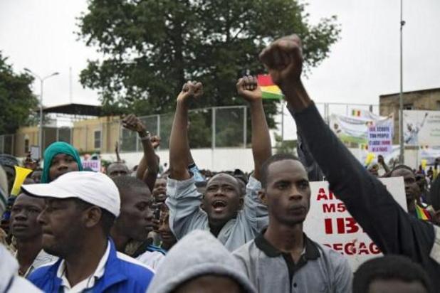 Coup d'Etat au Mali: La Cédéao s'est engagée pour un retour de l'ex-président en cas de besoin de la justice
