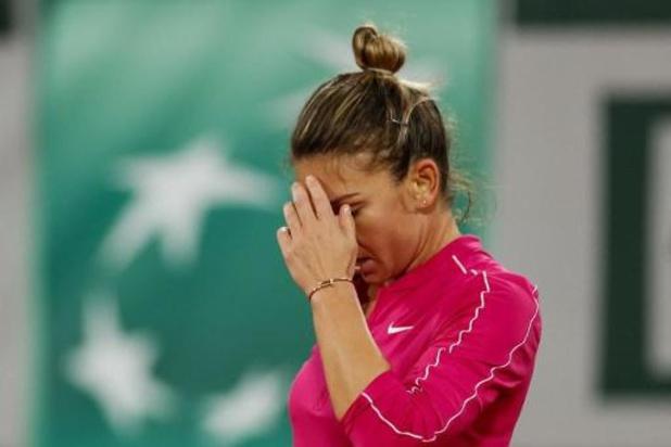 La tête de série N.1 et favorite Simona Halep éliminée en 8e de finale par Iga Swiatek