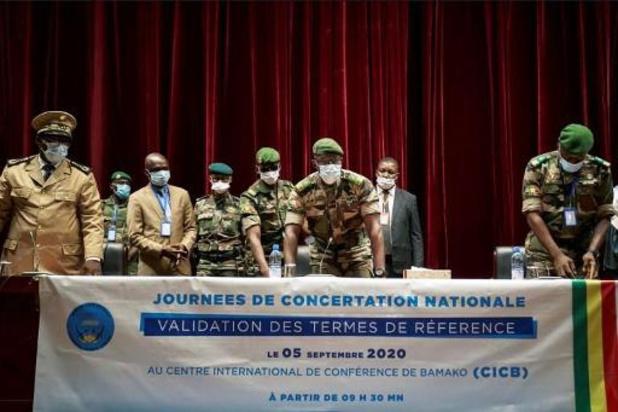 Coup d'Etat au Mali - Les concertations nationales sur la transition débutent sans l'ex-rébellion