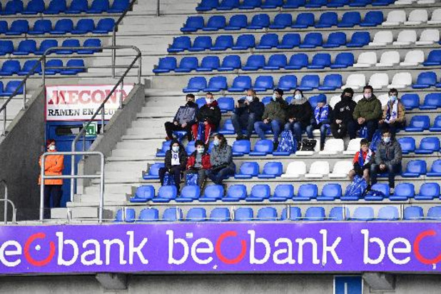Pro League wil fans in stadions tijdens play-offs