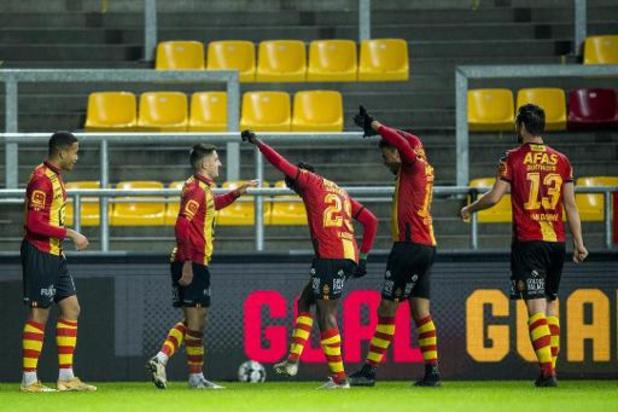 Jupiler Pro League - KV Mechelen doet goede zaak in degradatiestrijd met zege tegen Moeskroen
