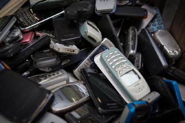 9 millions d'appareils électroniques cassés traînent dans les maisons belges
