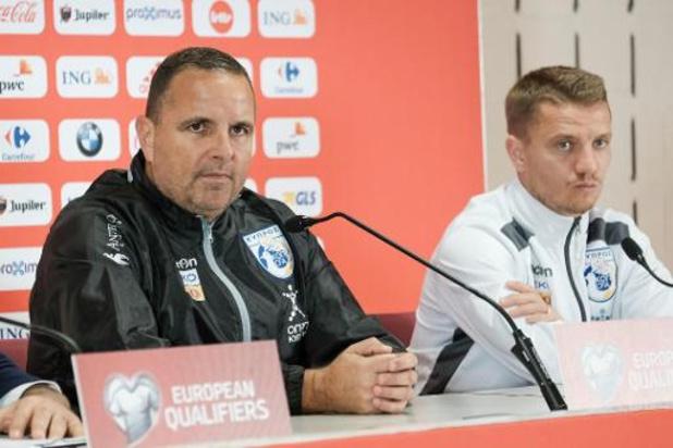 """Ran Ben Shimon, coach de Chypre: """"la Belgique est notre cauchemar"""""""