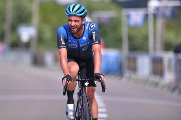 NTT arrêtera de parrainer l'équipe de Victor Campenaerts fin 2020