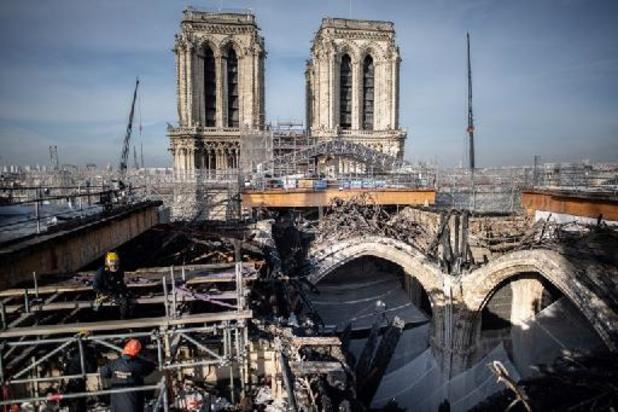 Notre-Dame de Paris rouvrira en 2024