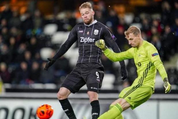 Standard huurt aanvaller João Klauss van Hoffenheim