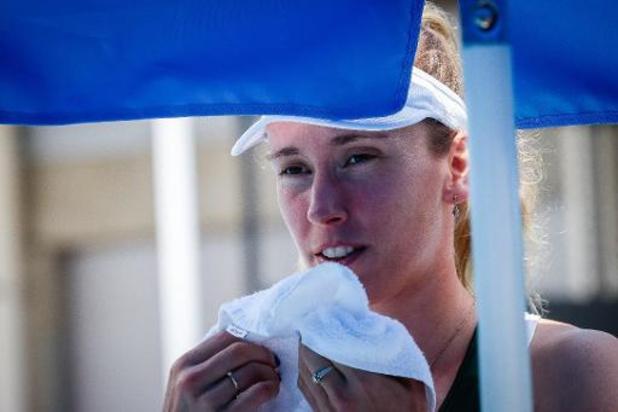 Geen kwartfinale op Australian Open voor Elise Mertens