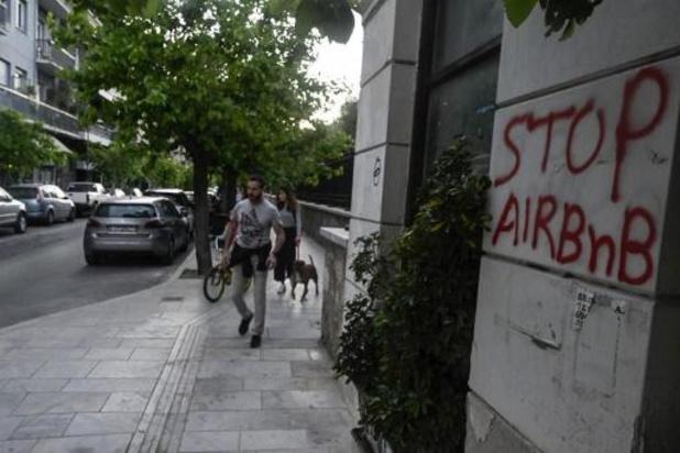 Airbnb: 22 villes européennes, dont Bruxelles, réclament une régulation plus sévère