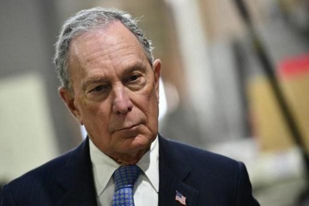 Presidentsverkiezingen VS - Team van Bloomberg betaalt influencers om Instagram te overspoelen met memes