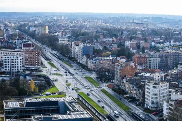 Twintig procent van de nieuwe woningen in Brussel was ooit een kantoor