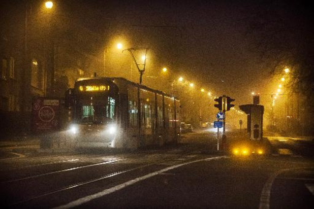 Le nombre d'accidents de tram en baisse à Bruxelles pour la cinquième année consécutive