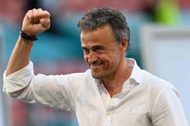 """Euro 2020 - """"Le football est un jeu d'erreurs"""", résume Luis Enrique"""