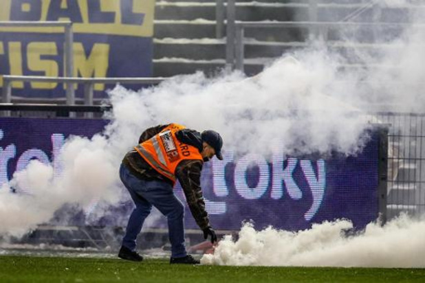 Anderlecht condamne les incidents, causés par ses supporters, survenus à l'Union