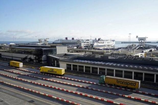 Coronavirus - Ruim 4.500 geblokkeerde truckers konden vertrekken uit Dover