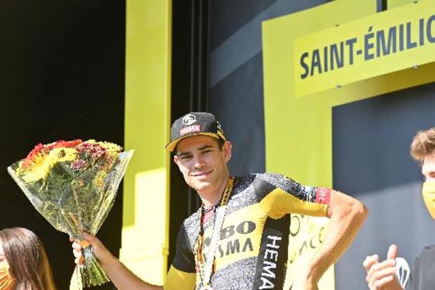 Tour de France - Van Aert sprint naar de zege op de Champs-Elysées, Pogacar wint zijn tweede Tour op rij