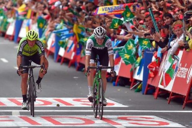 Alex Aranburu remporte la 2e étape du Tour du Pays basque