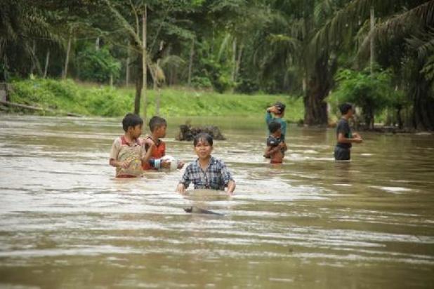 Indonésie: sept morts dans un glissement de terrain à Sumatra