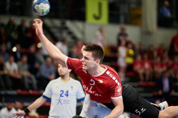 Qualifications Euro handball 2022 - Les Red Wolves trop forts pour Chypre en barrage aller