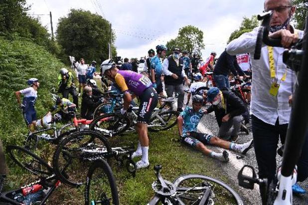 """""""Le Tour de France attaque le corps"""""""