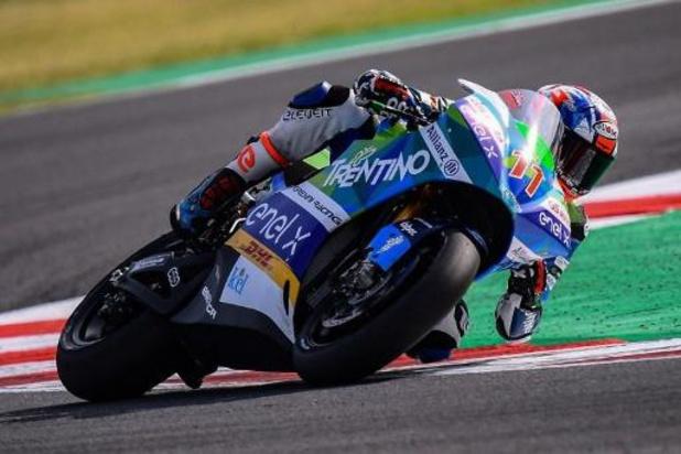 Xavier Siméon 8e du GP d'Espagne, première course de la saison à Jerez
