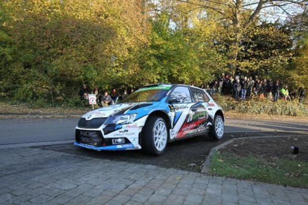 Le South Belgian Rally s'ajoute au championnat de Belgique