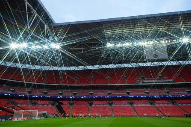 Euro 2020 - Un supporter anglais gravement blessé après une chute d'une tribune à Wembley