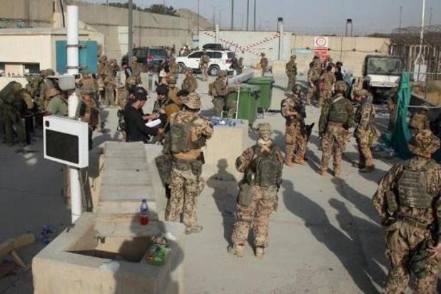 Duits parlement met terugwerkende kracht akkoord met inzet soldaten in Kaboel