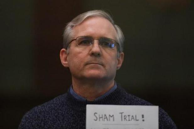Russische rechtbank veroordeelt Amerikaan Whelan tot zestien jaar cel wegens spionage