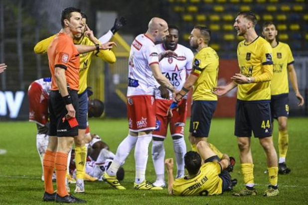Mehlem (Union) risque deux matchs de suspension effectifs