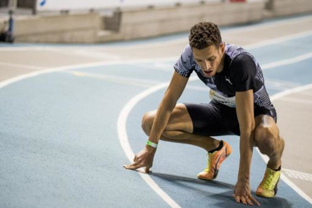 World Athletics Indoor Tour - Dylan Borlée a signé son meilleur temps de la saison à Madrid