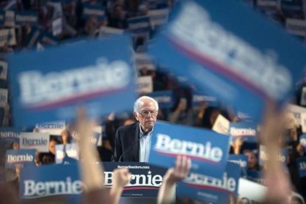 Sanders heeft meeste afgevaardigden achter zich