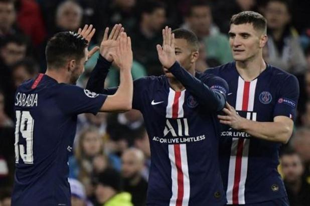 Les Belges à l'étranger - Montpellier, rapidement réduit à 10 puis à 9, corrigé par le PSG et Meunier
