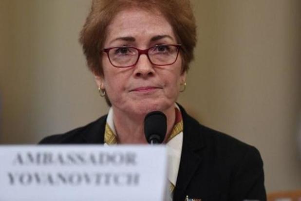Oekraïne onderzoekt berichten over illegale bewaking van Amerikaanse ambassadeur