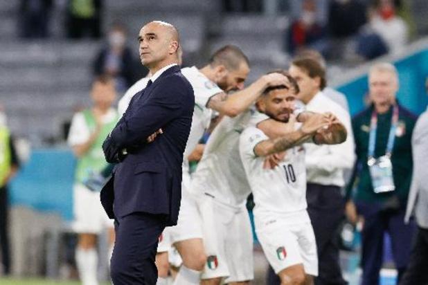 Roberto Martinez déjà tourné vers la Ligue des Nations et le Mondial 2022