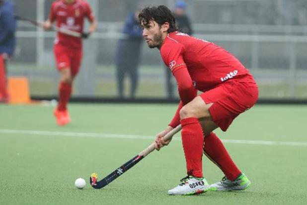 Red Lions - Arthur Van Doren à nouveau champion des Pays-Bas avec Bloemendaal