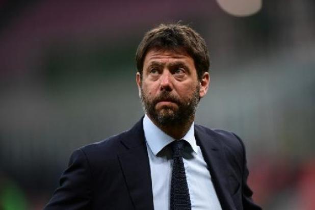 Juventus maakt voorbehoud bij oprichting Super League