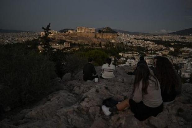 Griekenland opent toerisme vanaf 14 mei