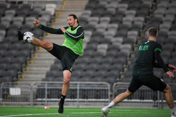 Coronavirus - Ibrahimovic keert terug naar Milaan om herstart Serie A voor te bereiden